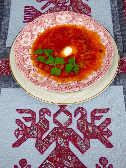 Russian food recipes