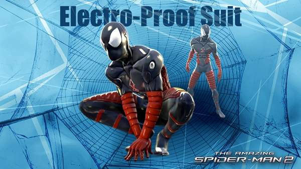 Amazing Spider-Man 2 - Electro-Proof: