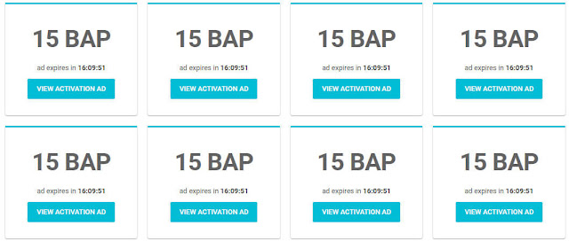paidverts pv mytrafficvalue bap pontos points activation