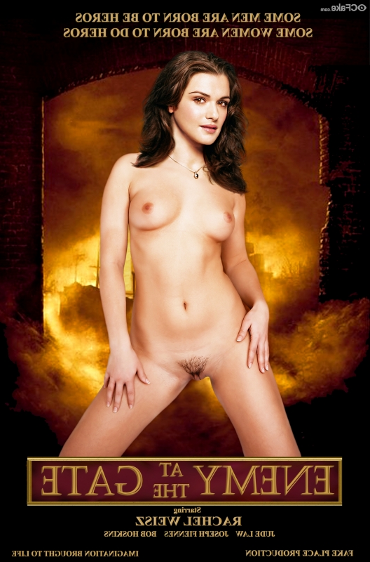 Nude body of rachel weisz