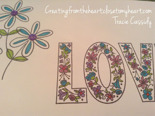 ctmh, pml, stamp of the month, creating from the heart