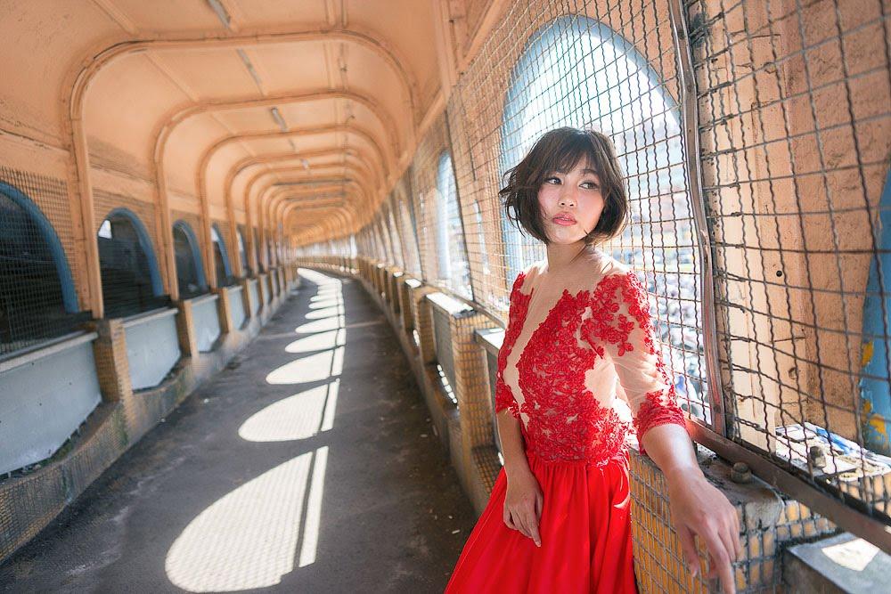 自助婚紗 | 婚紗 | 自主婚紗 | 台北婚紗 | 基隆路橋 | 阿根廷造船廠 |