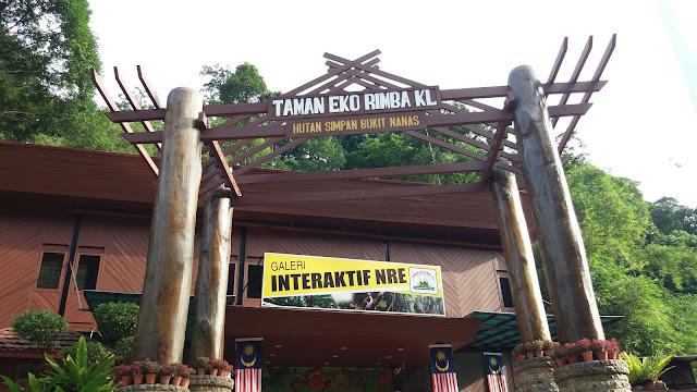 Taman Eko Rimba Kuala Lumpur