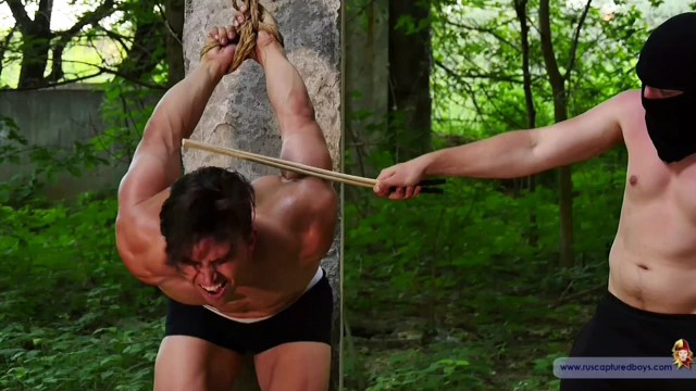 RusCapturedBoys - Fresh Meat for the Master. Part V.