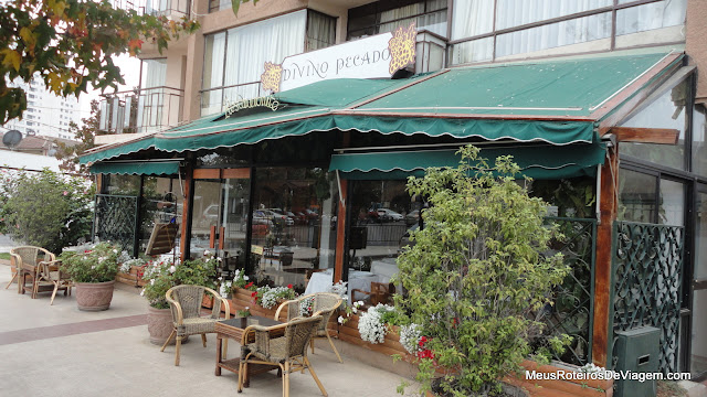 Restaurante Divino Pecado - Viña del Mar, Chile