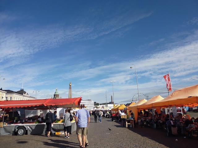 Plaza del Mercado (Helsingin Kauppator)