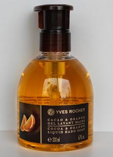 Yves Rocher savon main