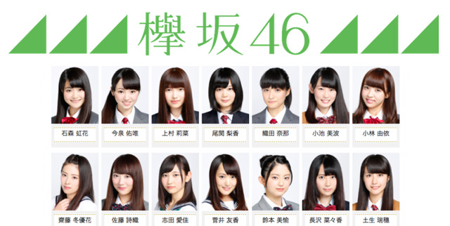 Keyakizaka46 members profile updated | Keyakizaka46 News