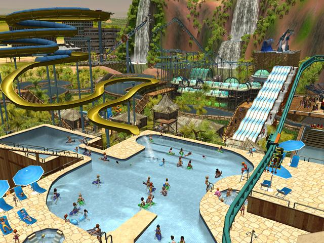 how to download roller coaster tycoon 3 free