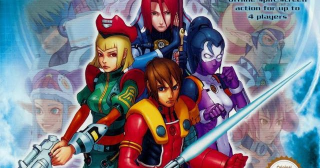 Phantasy Star Online Episodio I & II Español GameCube