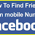Can You Search On Facebook by Phone Number