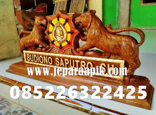 papan nama harimau
