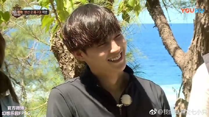 Asian Stars: (Pict) JB JJP/GOT7 at Law Of The Jungle Epsd 298