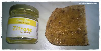 Zitronen Honig