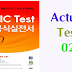 Listening TOEIC TEST LC 1000 - Actual Test 02