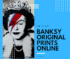 How to buy Banksy original prints online