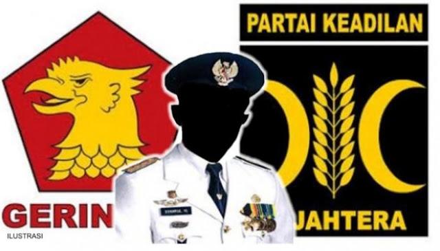 Tak Punya Calon, PKS dan Gerindra Gabung PKB dan PDIP pada Pilgub Jatim