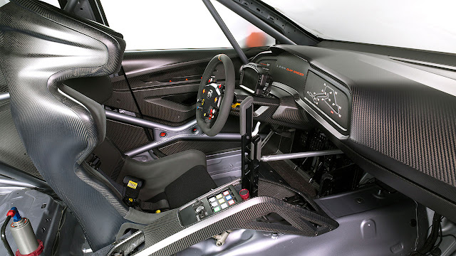 Seat Leon Cup Racer interior