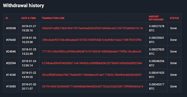 Mendapatkan Bitcoin Gratis Otomatis dengan Cara Mining di Spacemining.io Situs Mining Gratis Terpecaya