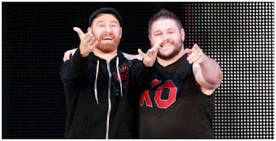 Sami Zayn MITB KO Kevin Owens Briefcase WWE