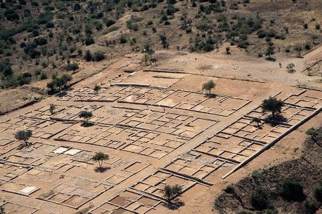 Όλυνθος: Η πρώτη ηλιακή πόλη της αρχαίας Ελλάδας