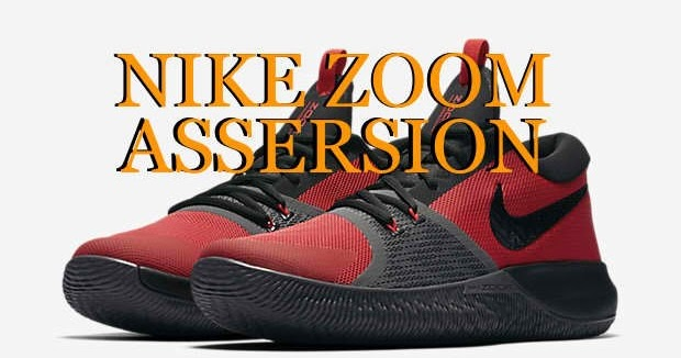 Nike Zoom Assersion  First Impressions  639a3256f