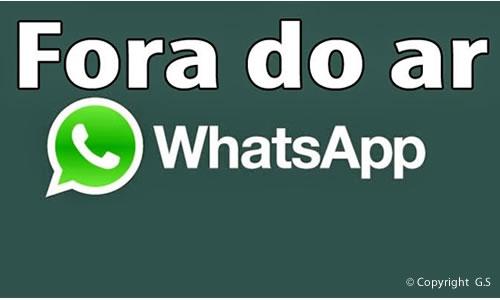 WhatsApp fica fora do ar em vários lugares do mundo, Leia