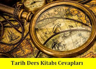 10. Sınıf Tarih İlke Yayınları Ders Kitabı Cevapları