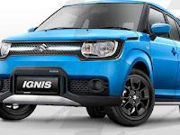 Inilah Perubahan Pada Suzuki Ignis Sport Edition
