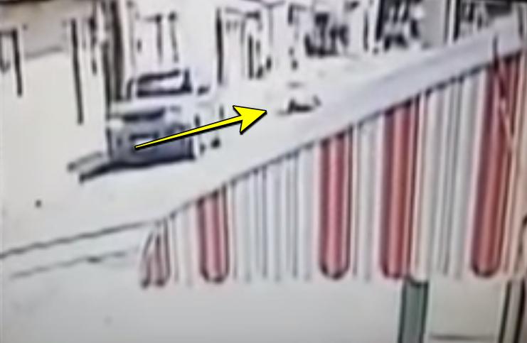 Video: Momento en que asesinan coronel en Baní