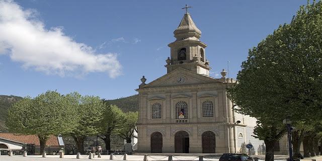 Santuário de São Bento da Porta Aberta no Parque do Gerês