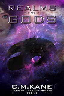 Realms Of The Gods - A 16+ Y.A.Sci/Fi Adventure thats out of the ordinary by C.M. Kane