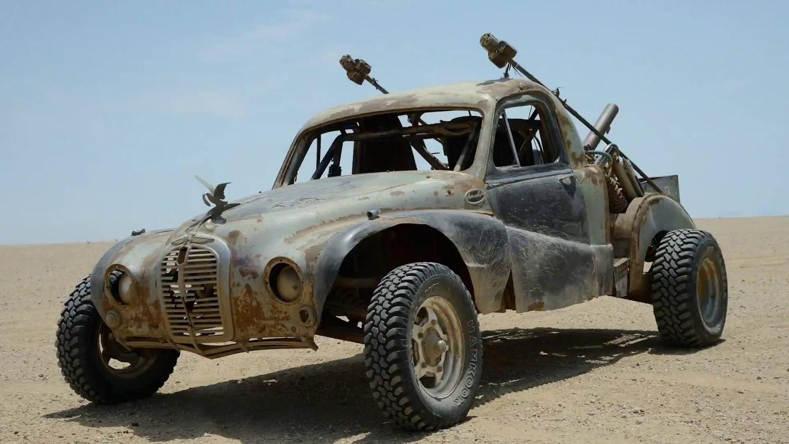 4k Wallpaper Muscle Car Fury Road Vehicles Buggy 7