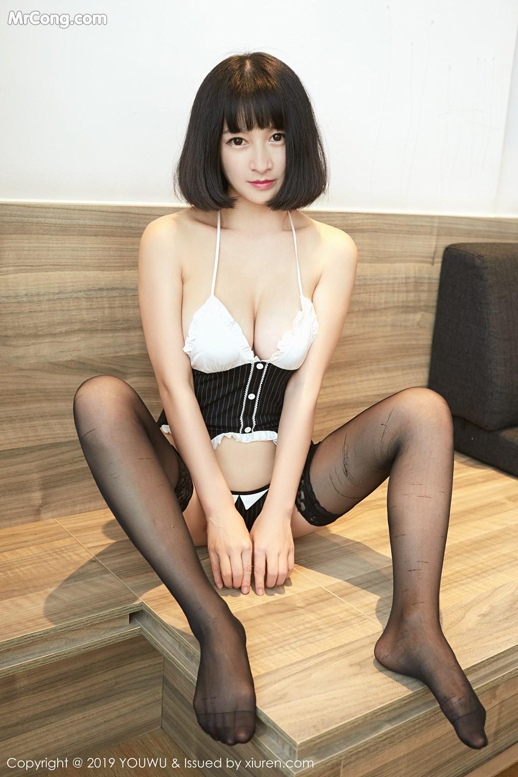 YouWu Vol.146: Xiao Tan Ge (小探戈-) (46 ảnh)