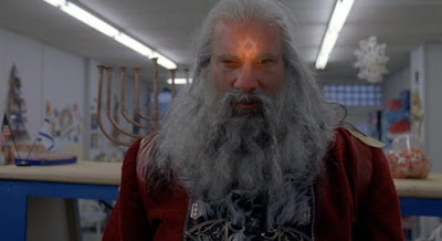 Bill Goldberg dans VERY BAD SANTA (SANTA'S SLAY)