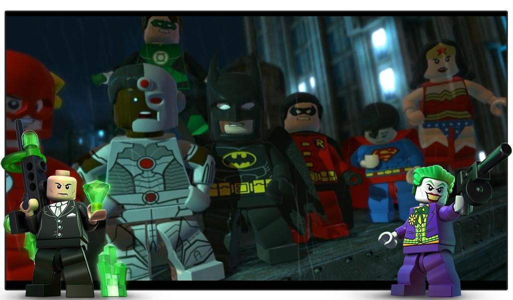 LEGO Batman DC Super Heroes APK OBB MOD Download - HAXSOFT ...