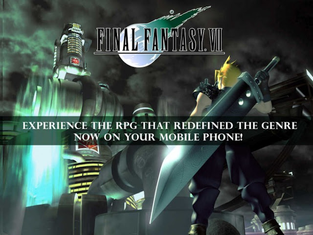 FINAL FANTASY VII is available at REDUCTION