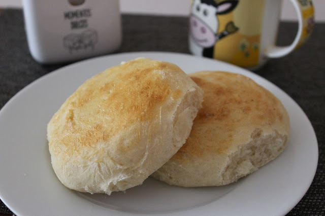 Pan amasado esponjoso del blog Recomiendo by Pola & Cleme