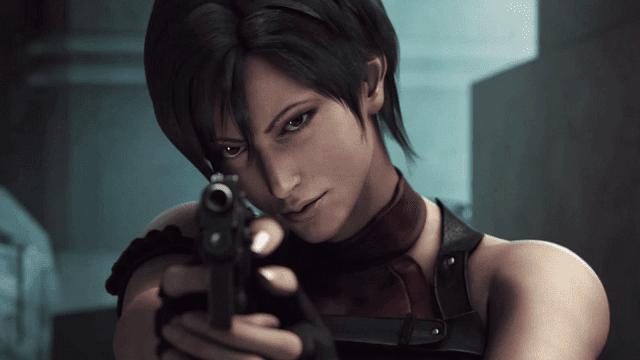 Meski Ada merupakan agen dari Umbrella Corp, dia sering terlihat membantu Leon