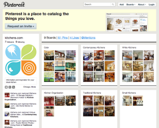 Strategically Social: Kitchens.com & Pinterest