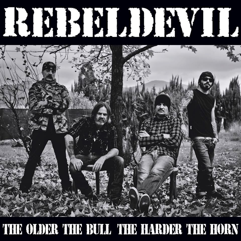 RebelDevil - The Older the Bull, The Harder the Horn