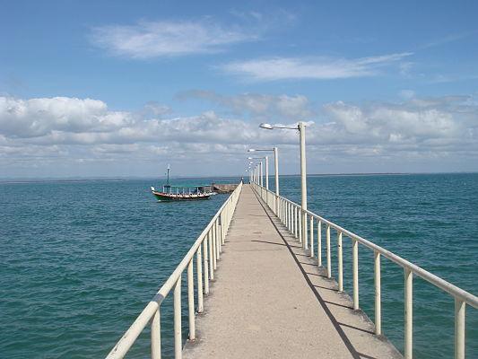 passeio barco barra grande bahia
