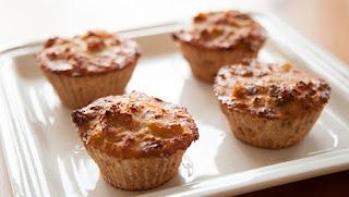proteinli muffin cupcake tarifi - KahveKafeNet