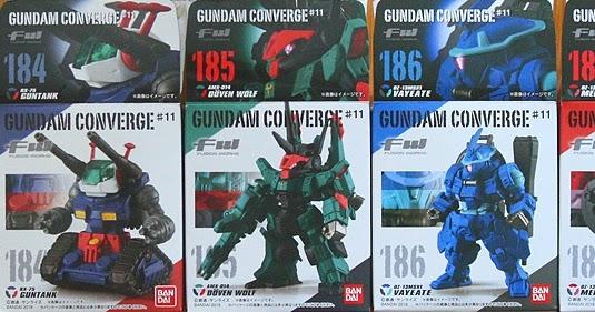 """FW GUNDAM CONVERGE #11 No.187 /"""" OZ-13MSX2 MERCURIUS /"""" Figure BANDAI #11"""