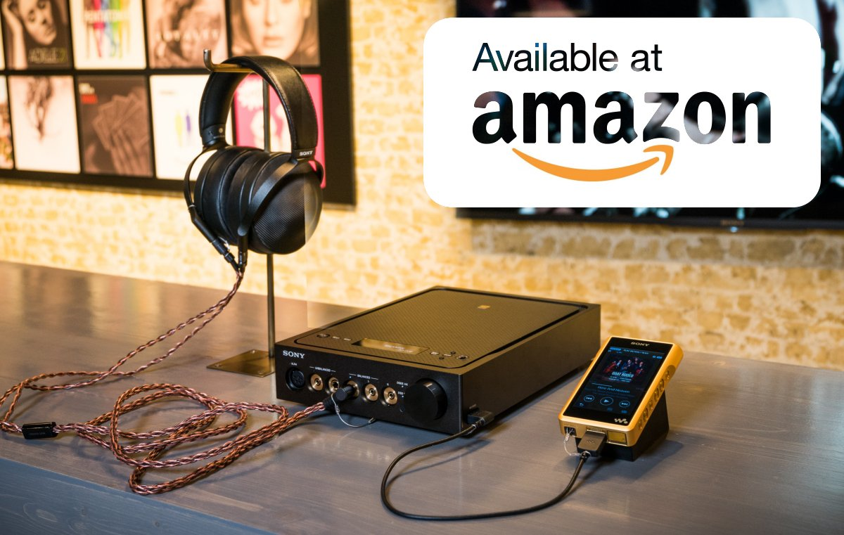 The Walkman Blog September 2016 Sony With High Resolution Audio Nw A36 Blue Signature Series Show Up On Amazon