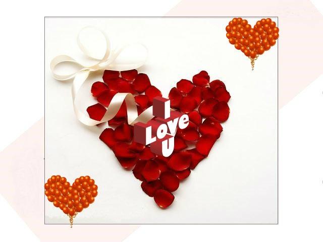 Valentines Day 2017 Facebook Status Image