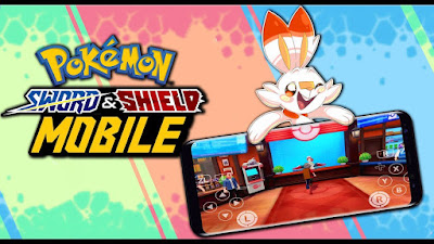 Pokemon Sword and Shield APK + OBB for Android