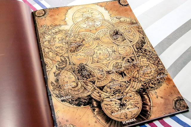 World of Warcraft - Crônica: Volume I - Mapa cósmico