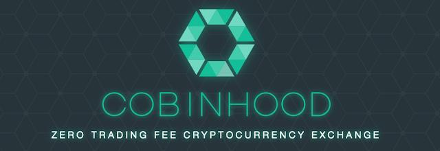 Cobinhood - Pertukaran Mata Uang Kripto Tanpa Biaya