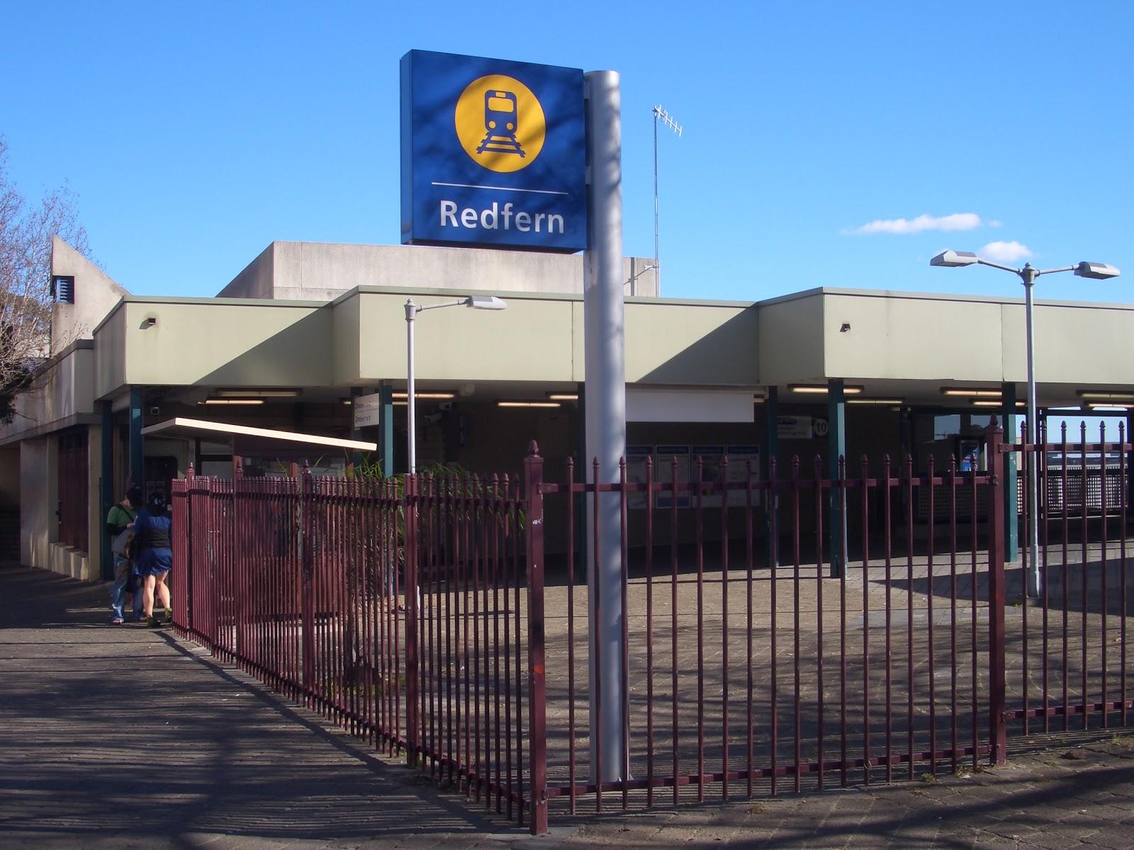 redfern station - photo #4